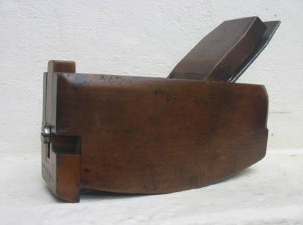 Hields wooden compass plane