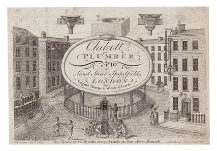 Chilcott (trade card)