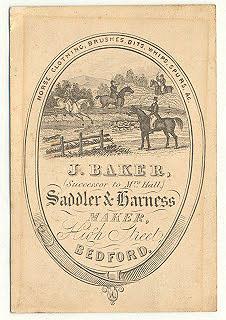 J Baker (trade card)
