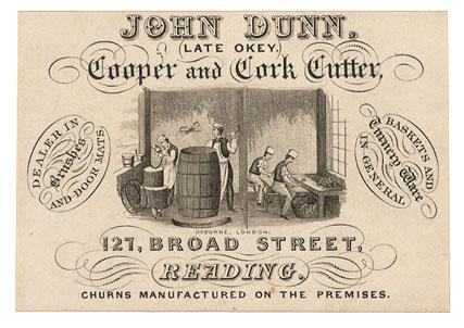 John Dunn (trade card)