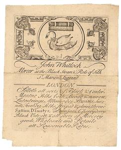 John Whitlock (trade card)