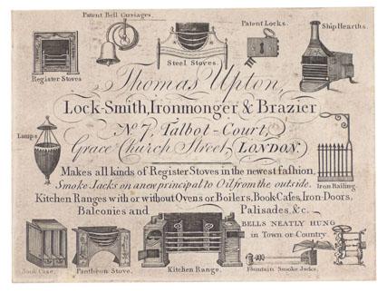 Thomas Upton (trade card)