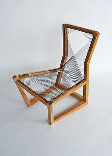 Alexander Mueller 2 Woven Easy Chair